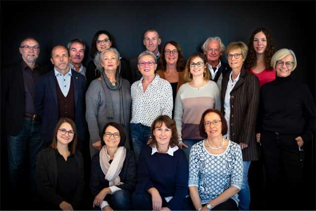 Aktive Mitglieder FrauenHilfe Freudenstadt e.V.